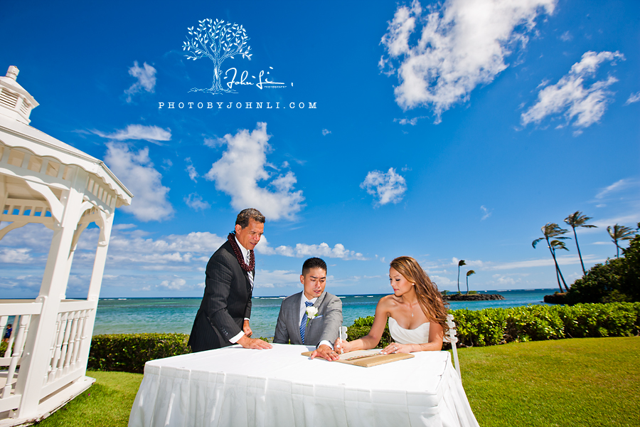 035Kahala Hotel Hawaii Wedding Photography
