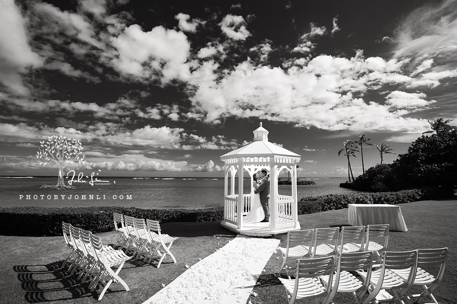 037Kahala Hotel Hawaii Wedding Photography