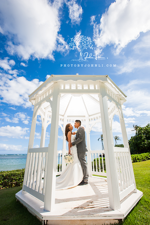 038Kahala Hotel Hawaii Wedding Photography
