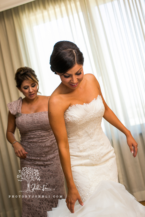06 San Gabriel Hilton Wedding Photography