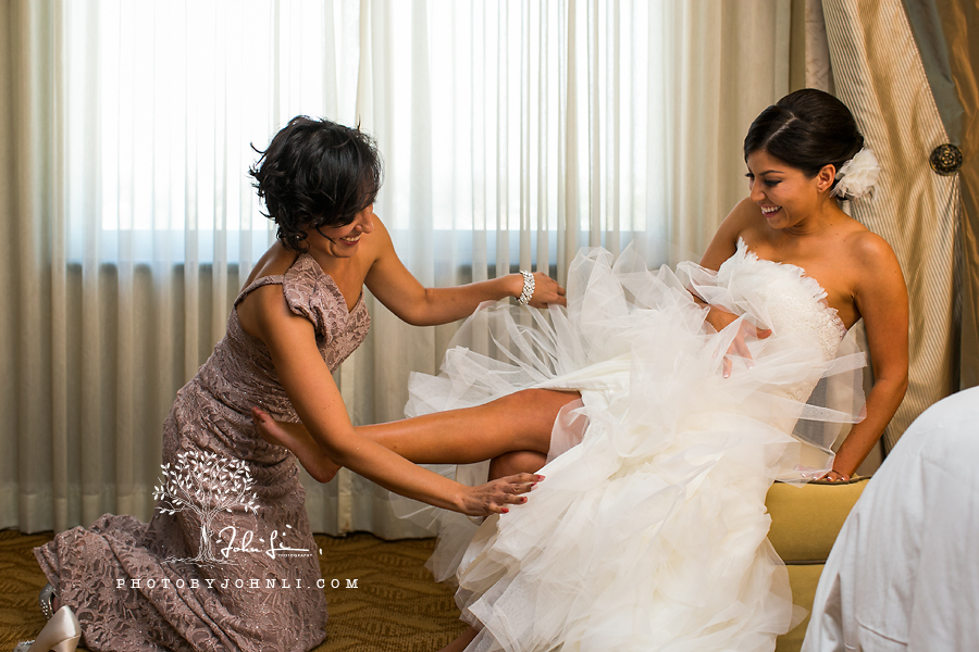 07 San Gabriel Hilton Wedding Photography