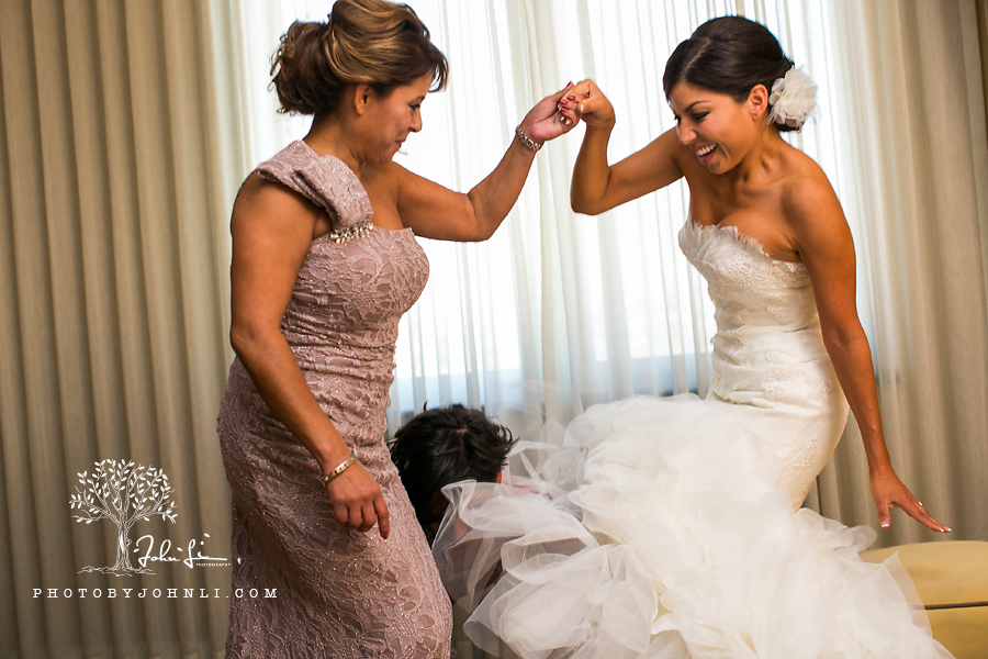 08 San Gabriel Hilton Wedding Photography