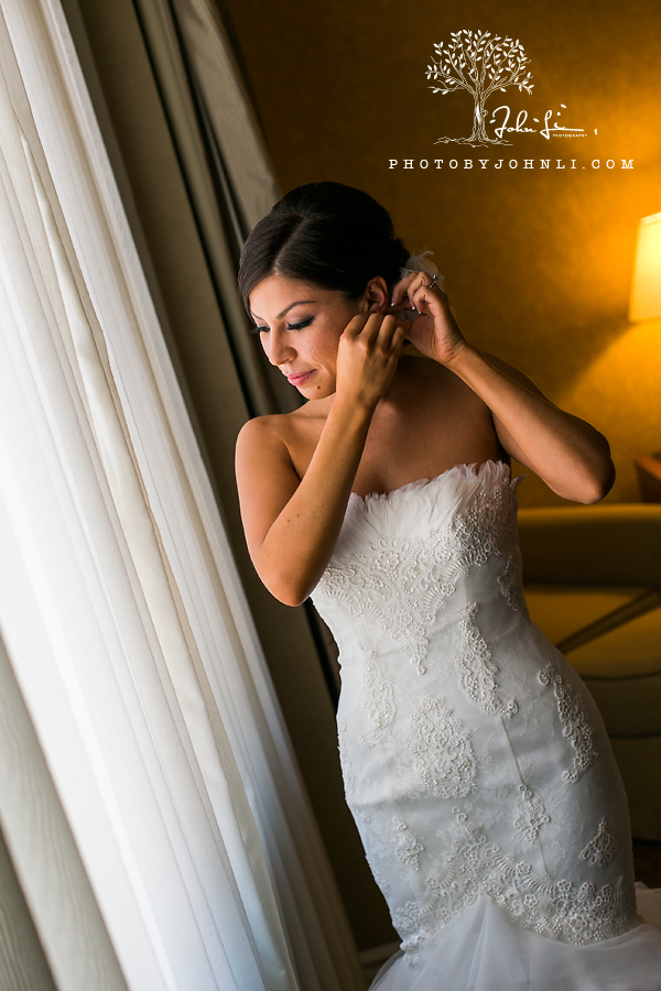 10 San Gabriel Hilton Wedding Photography