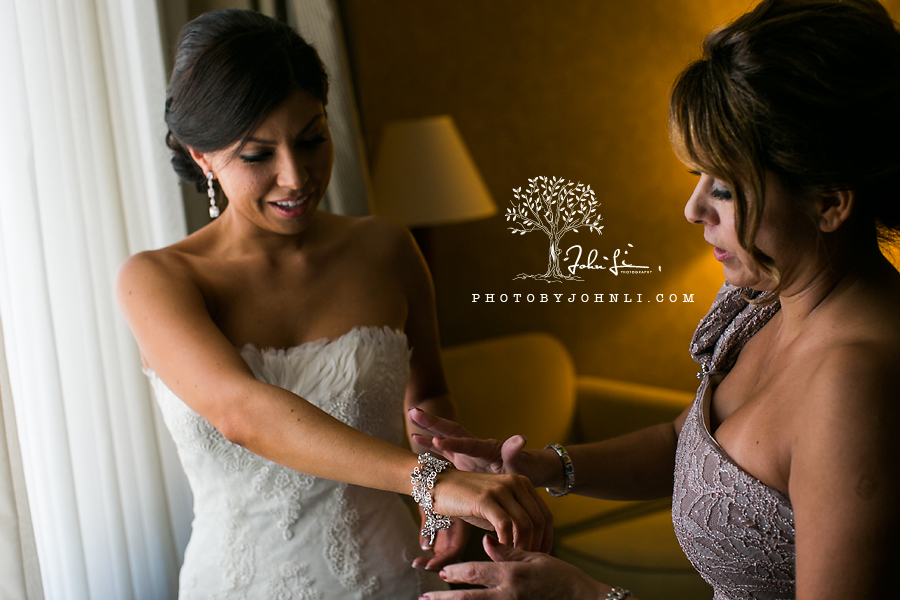 11 San Gabriel Hilton Wedding Photography