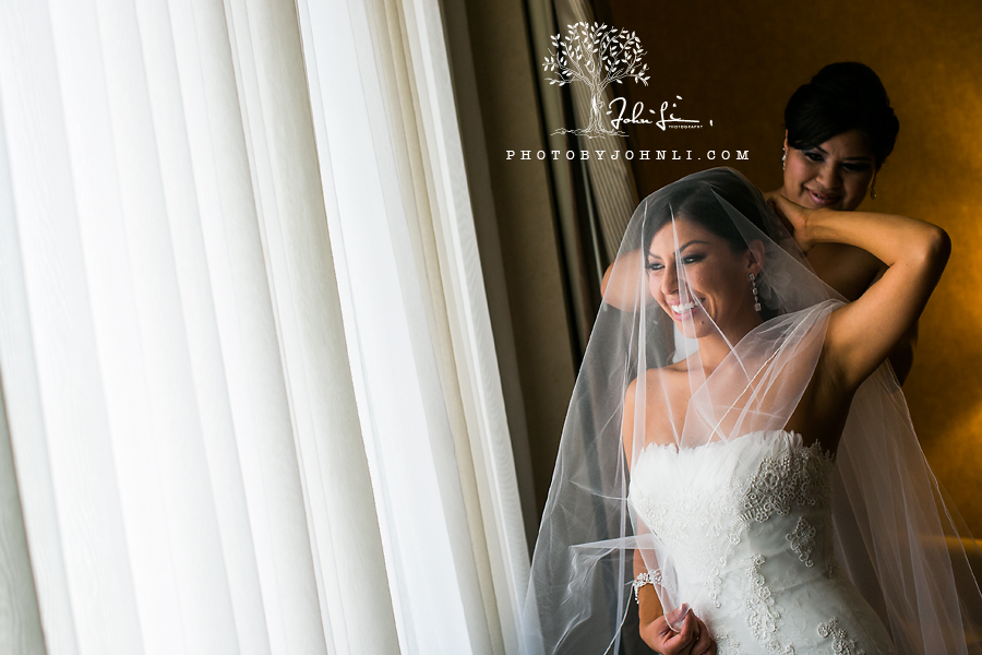 13 San Gabriel Hilton Wedding Photography