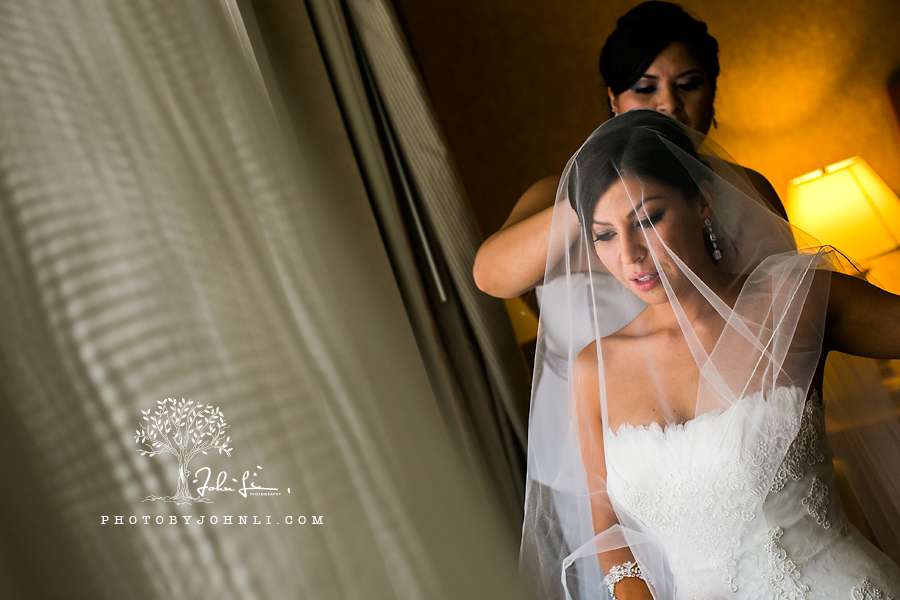 14 San Gabriel Hilton Wedding Photography