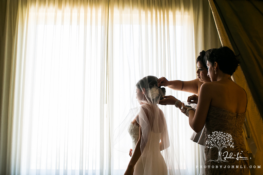 15 San Gabriel Hilton Wedding Photography