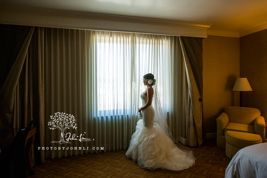 16 San Gabriel Hilton Wedding Photography