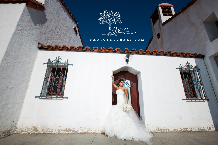 22 San Gabriel Mission Wedding Photography
