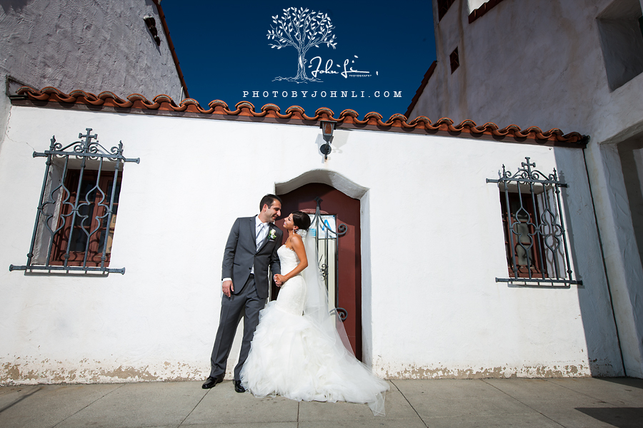 23 San Gabriel Mission Wedding Photography