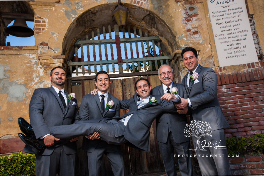 29 San Gabriel Mission Wedding Photography
