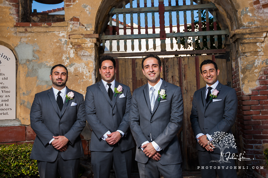30 San Gabriel Mission Wedding Photography