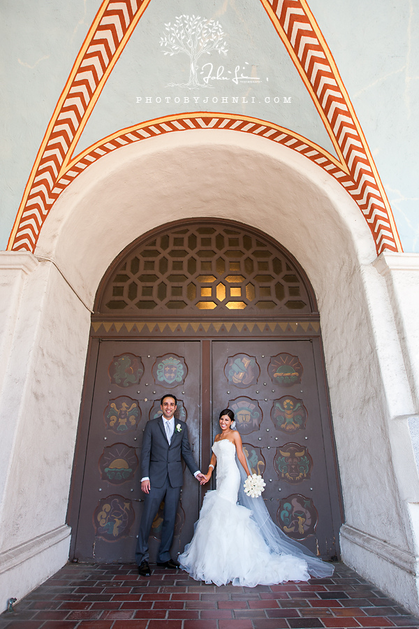 33 San Gabriel Mission Wedding Photography