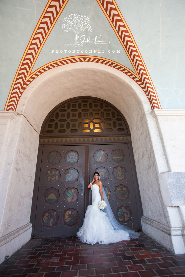 34 San Gabriel Mission Wedding Photography