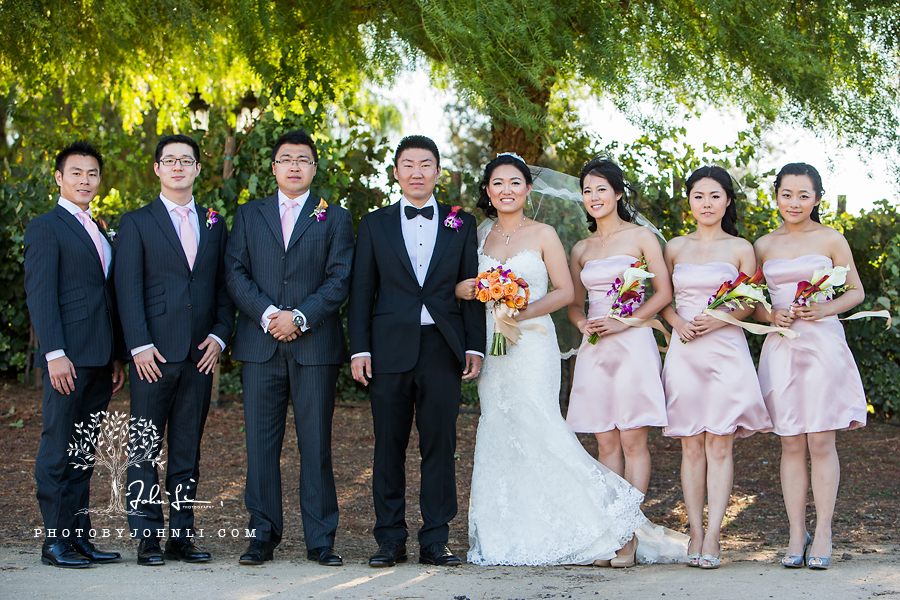 42 South Coast Winery & Resort Temecula Wedding photography