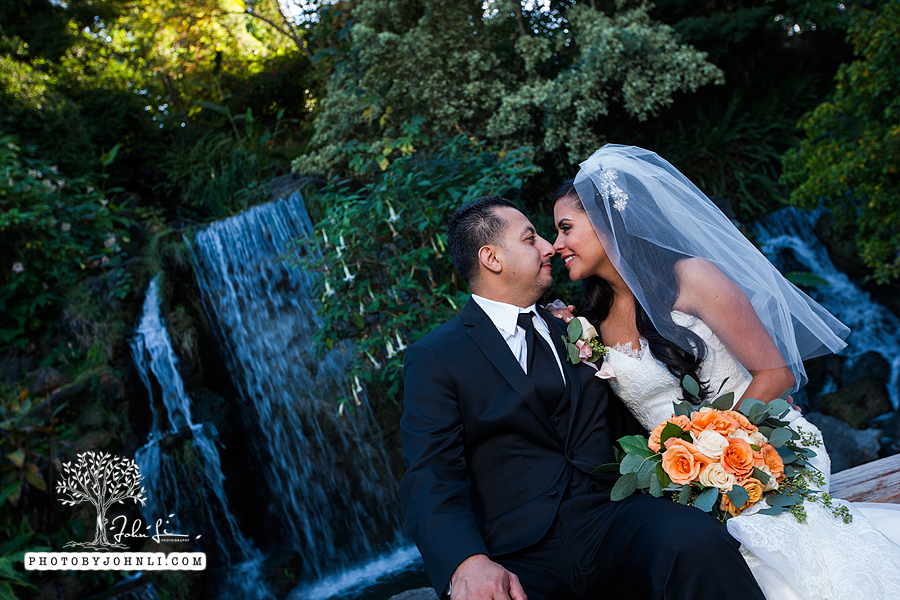 014 Los Angeles County Arboretum and Botanic Garden wedding