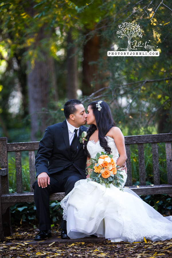 017 Los Angeles County Arboretum and Botanic Garden wedding