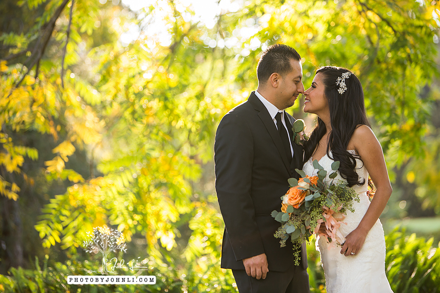 022 Los Angeles County Arboretum and Botanic Garden wedding