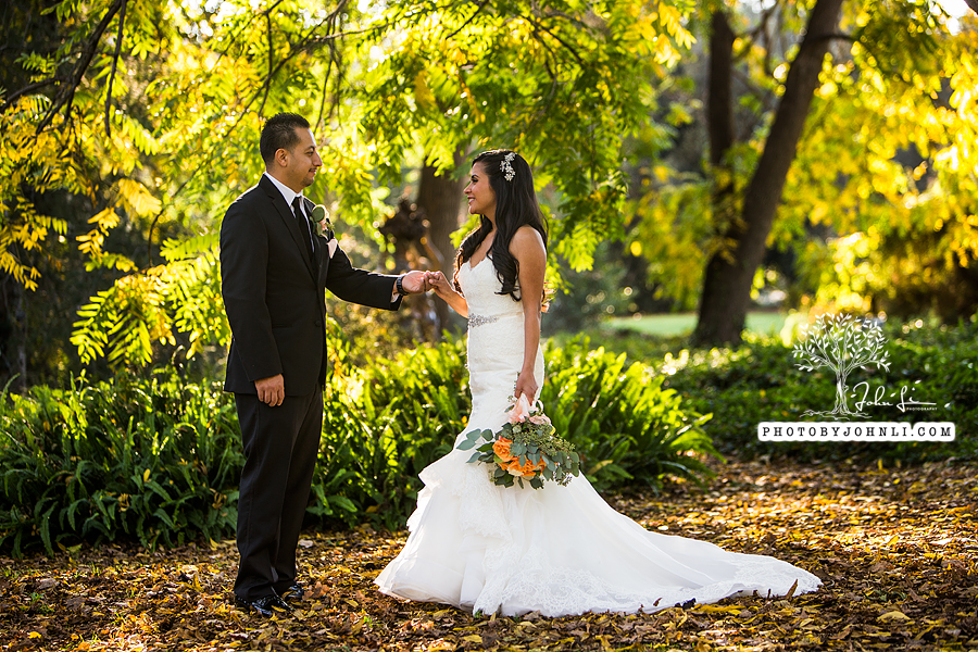 023 Los Angeles County Arboretum and Botanic Garden wedding