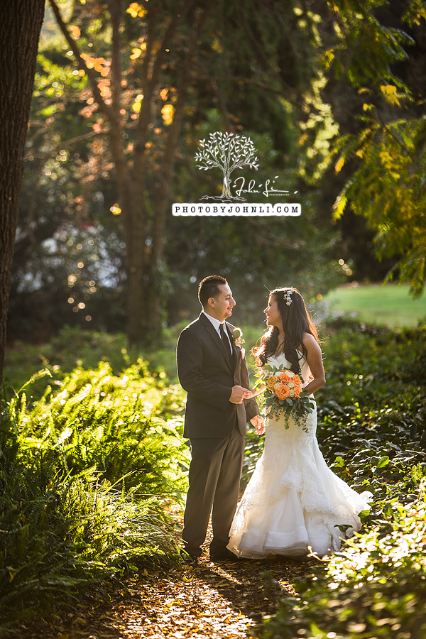 024 Los Angeles County Arboretum and Botanic Garden wedding