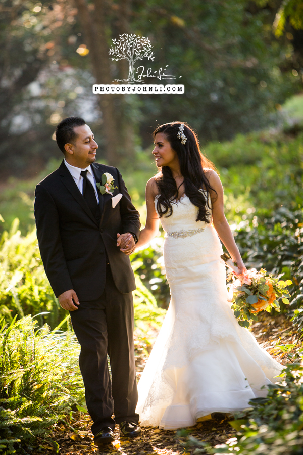 025 Los Angeles County Arboretum and Botanic Garden wedding