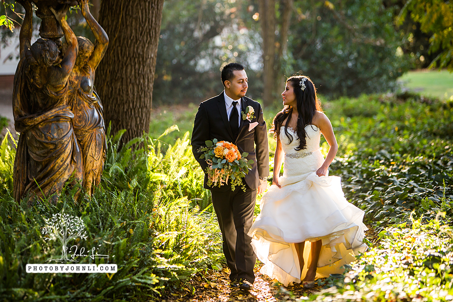 026 Los Angeles County Arboretum and Botanic Garden wedding