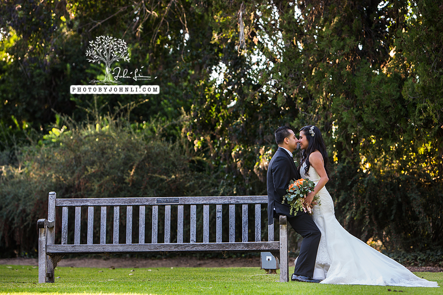 030 Los Angeles County Arboretum and Botanic Garden wedding