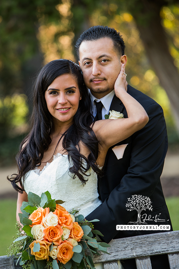 032 Los Angeles County Arboretum and Botanic Garden wedding