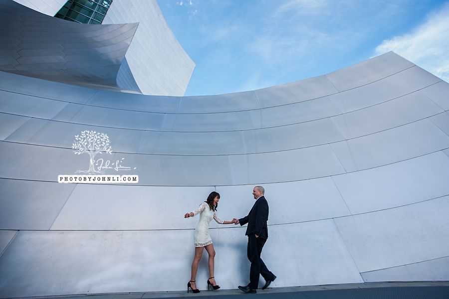 02 Walt Disney Concert Hall engagement Photography