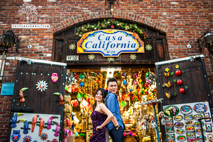 024 Engagement photography downtown LA