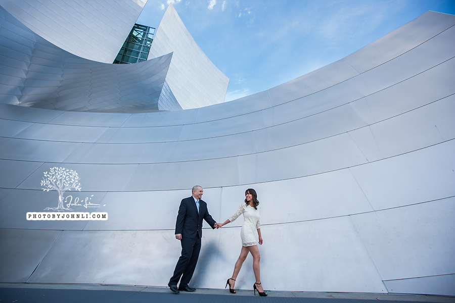 03 Walt Disney Concert Hall engagement Photography
