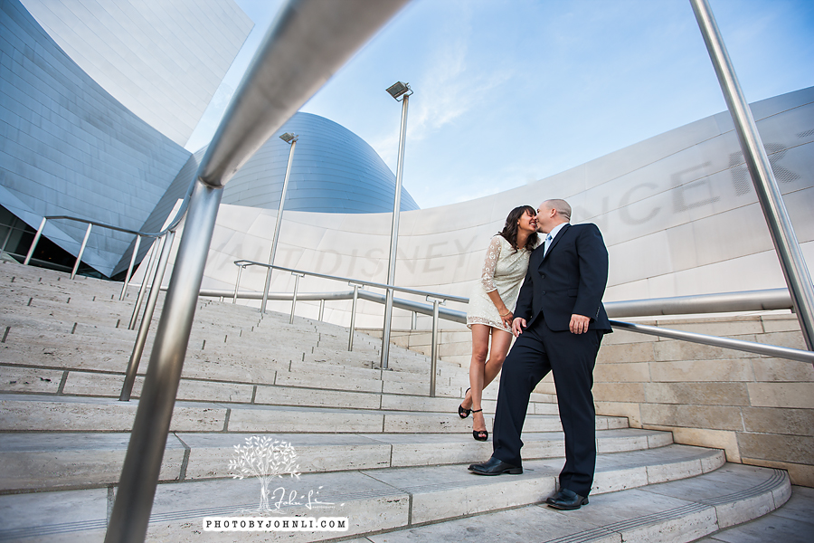 04 Walt Disney Concert Hall engagement Photography
