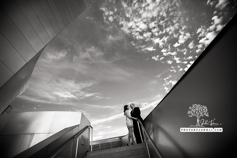 07 Walt Disney Concert Hall engagement Photography