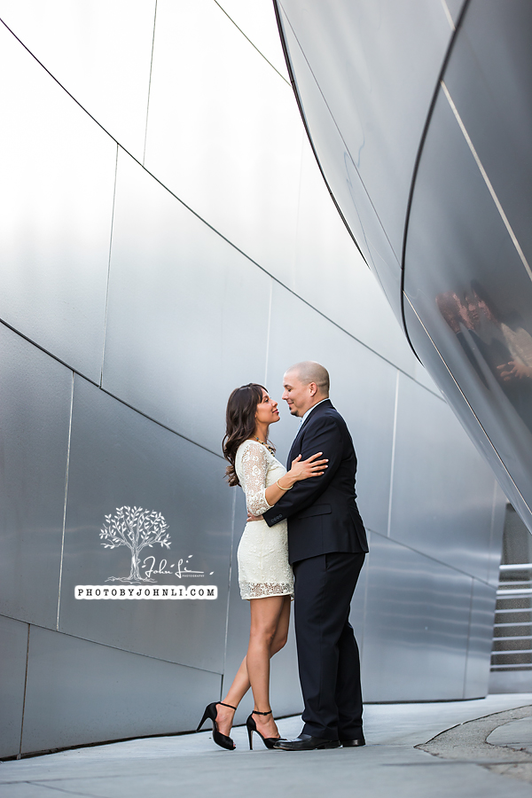 08 Walt Disney Concert Hall engagement Photography