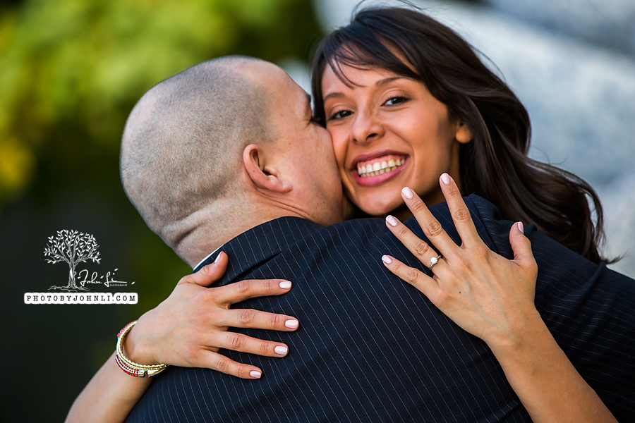13 Walt Disney Concert Hall engagement Photography