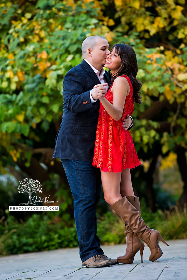 15 Walt Disney Concert Hall engagement Photography