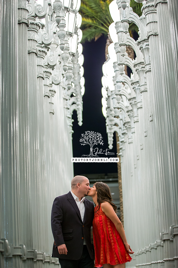 18 lacma  engagement Photography