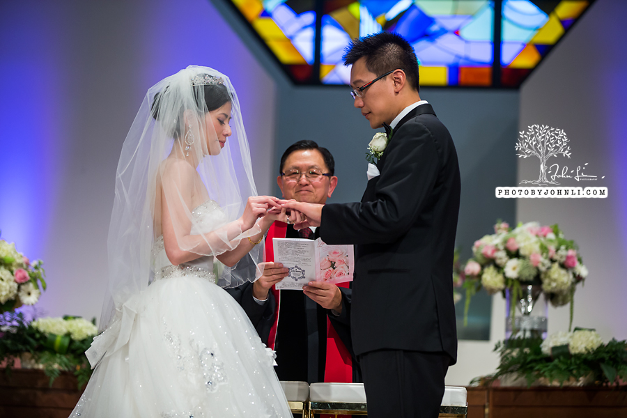 037 Chinese Wedding PhotographyMandarin Baptist Church Ceremony