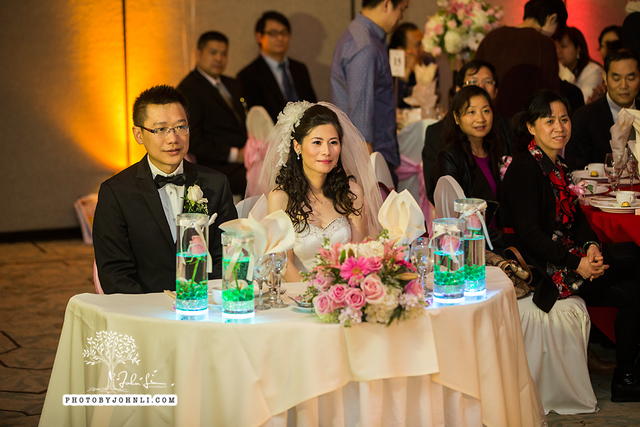 049 Chinese Wedding Photography San Gabriel Hilton Wedding Reception