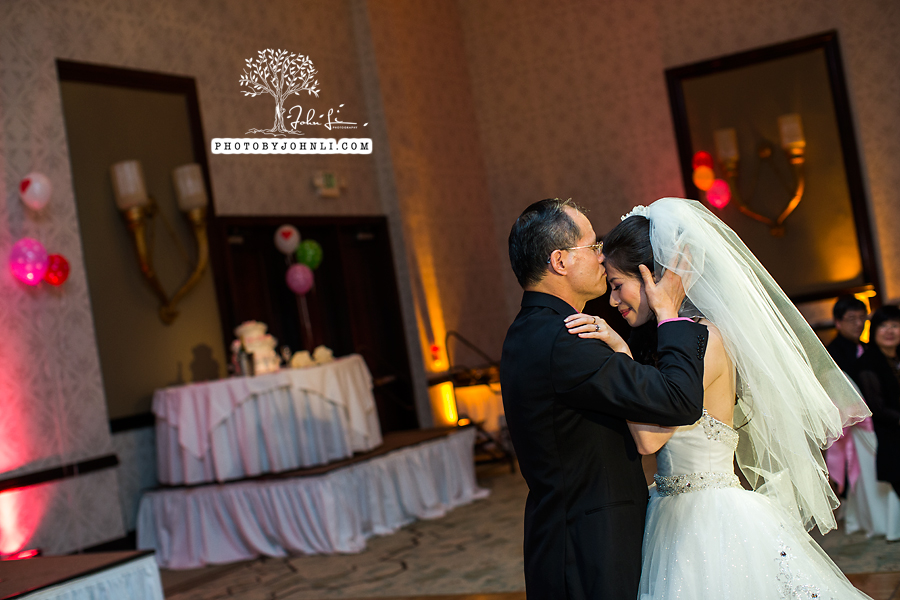 053 Chinese Wedding Photography San Gabriel Hilton Wedding Reception