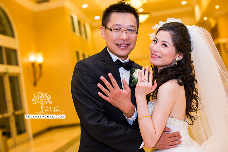 055 Chinese Wedding Photography San Gabriel Hilton Wedding Reception