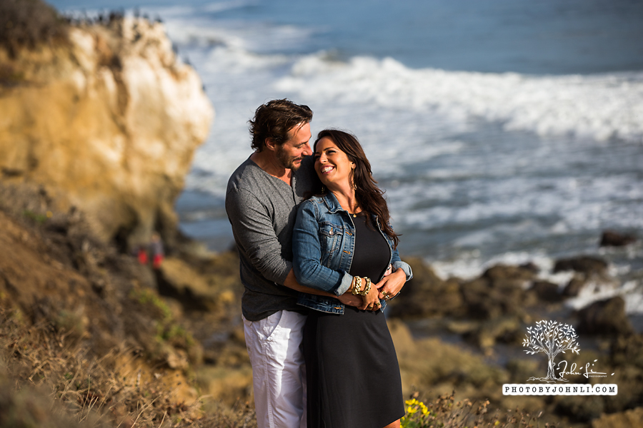 005 Wedding Anniversary Photography Malibu El Matator Beach