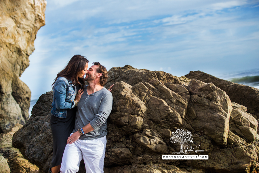 009 Wedding Anniversary Photography Malibu El Matator Beach