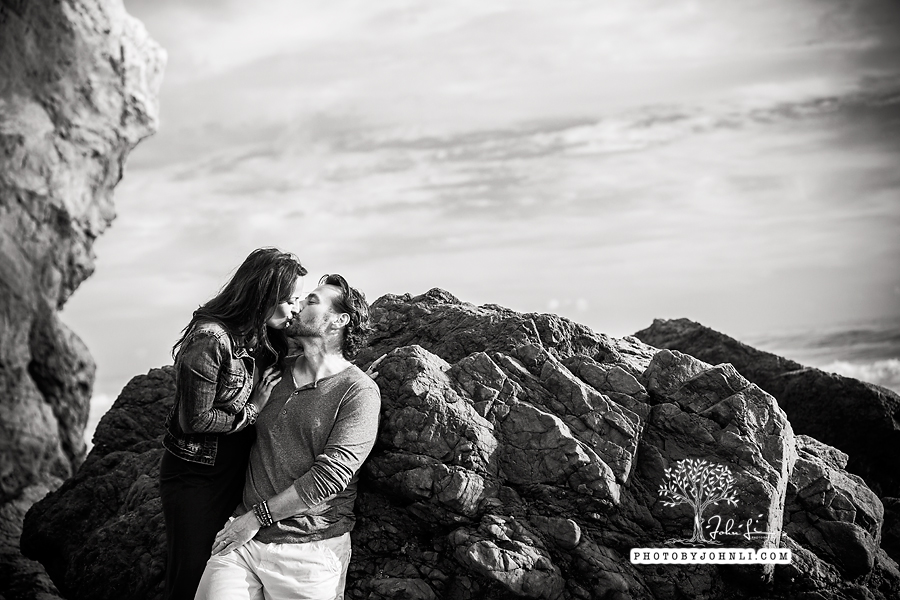 010 Wedding Anniversary Photography Malibu El Matator Beach
