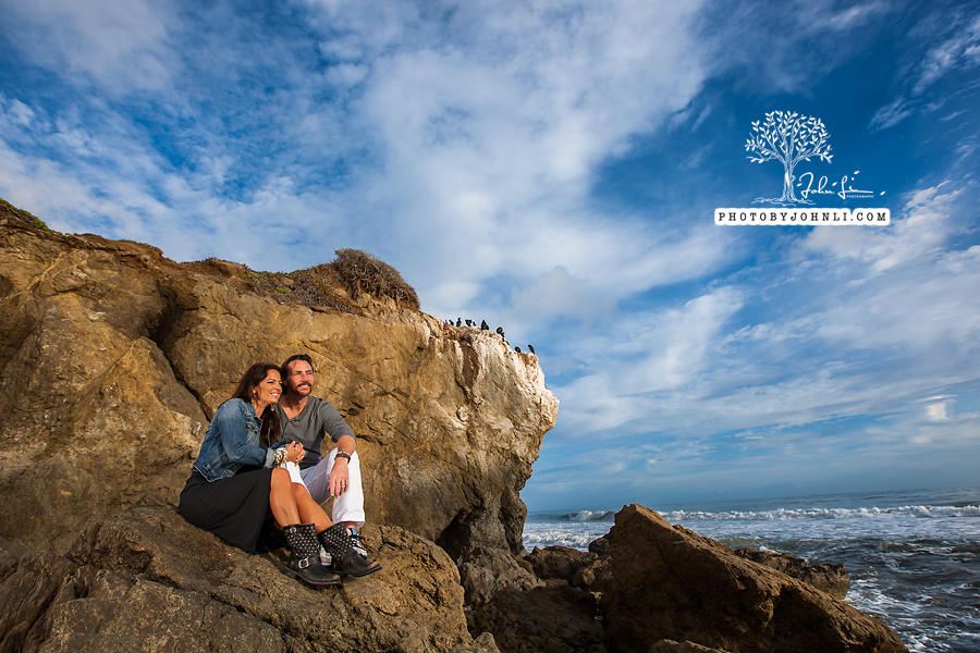 012 Wedding Anniversary Photography Malibu El Matator Beach