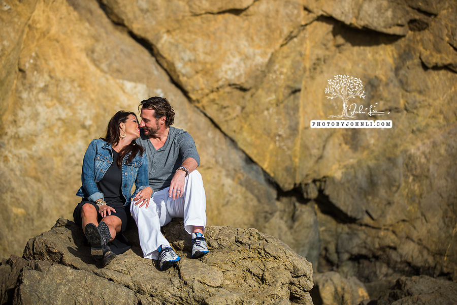013 Wedding Anniversary Photography Malibu El Matator Beach