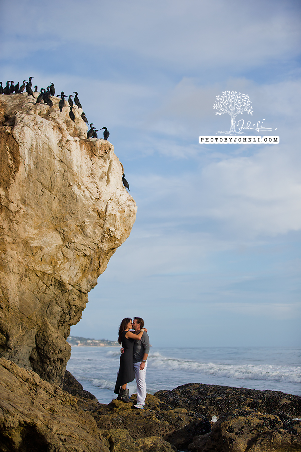 014 Wedding Anniversary Photography Malibu El Matator Beach