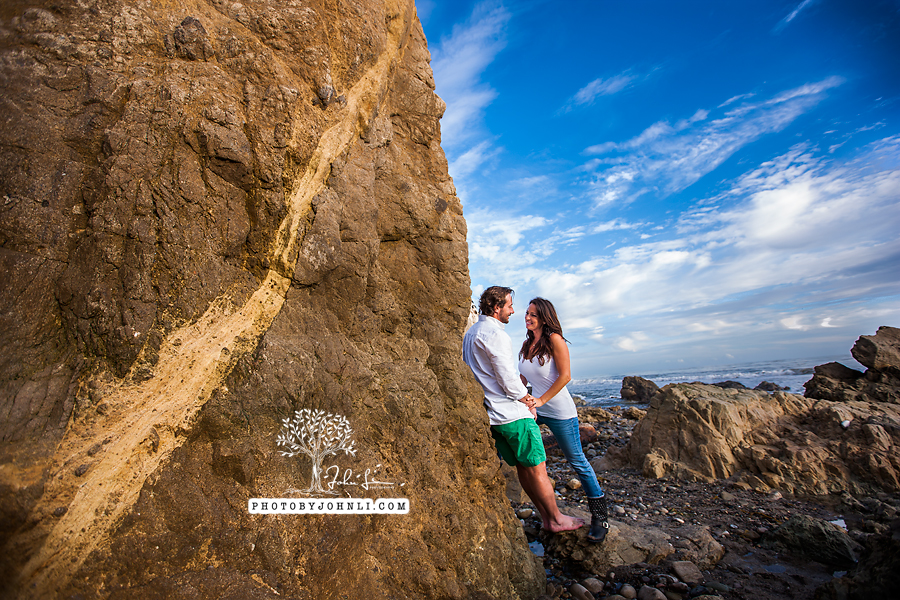 027 Wedding Anniversary Photography Malibu El Matator Beach