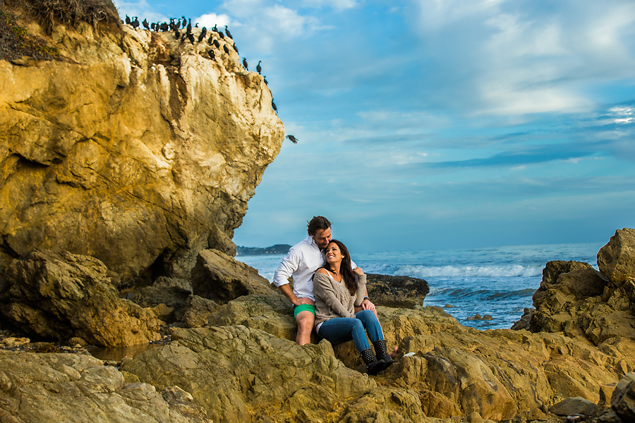 031 Wedding Anniversary Photography Malibu El Matator Beach