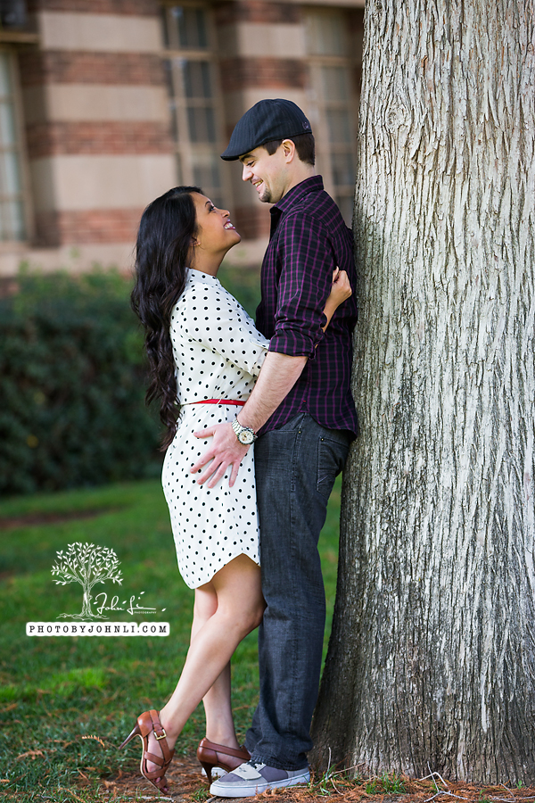 009 UCLA Engagement Photography